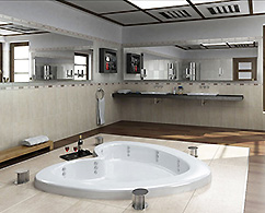 We provide Bathroom Fitting Services throughout North London.